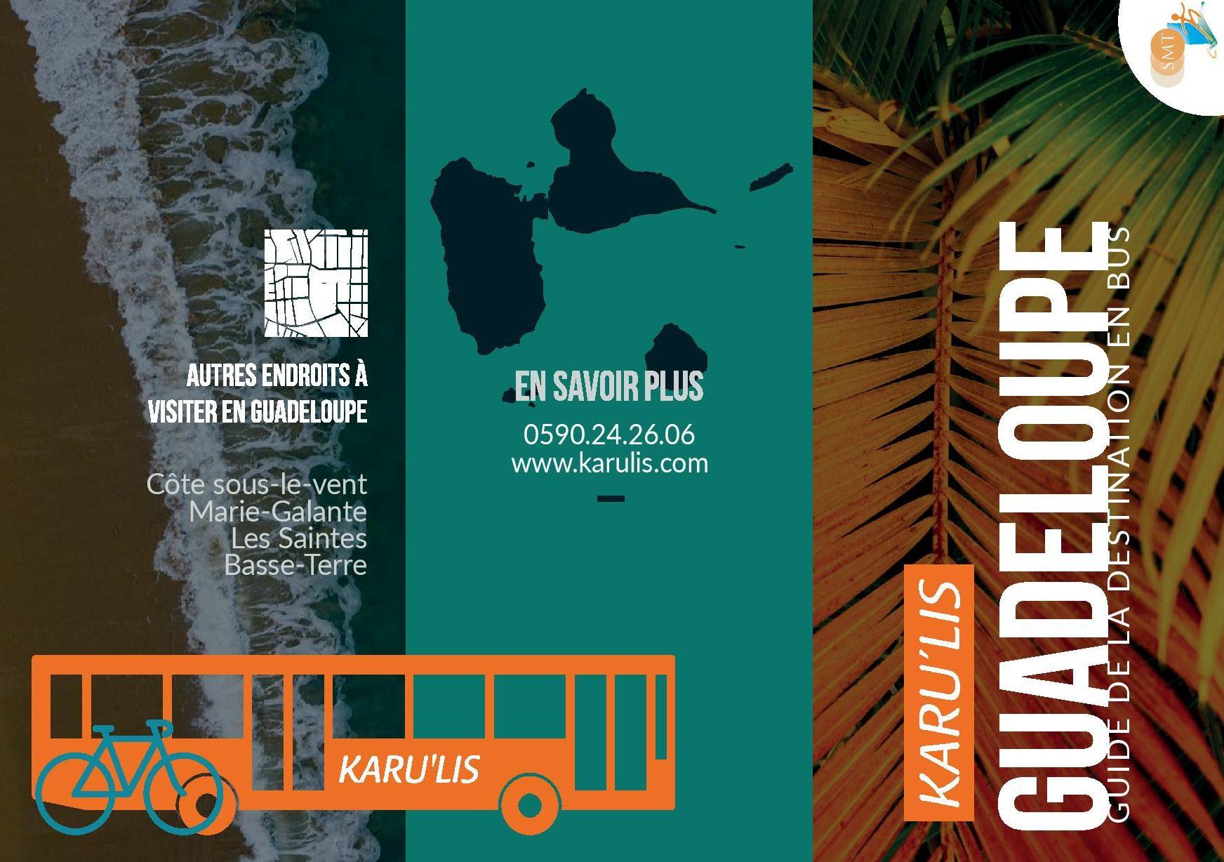 Vos vacances sur le réseau KARU'LIS !